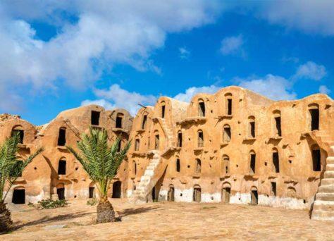 Découvrir la Tunisie depuis les clubs vacances Marmara