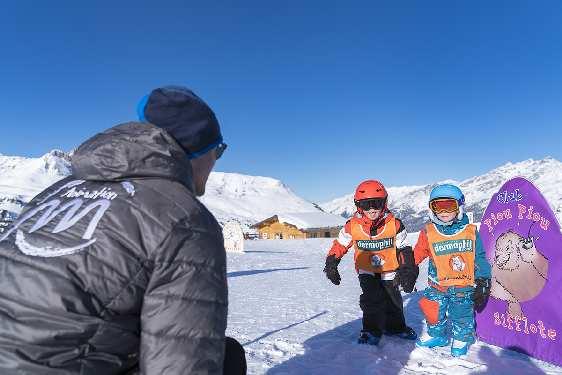 Club Marmara Valfréjus : Espaces enfants