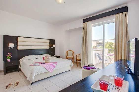 Club Marmara Zorbas Beach : Chambres