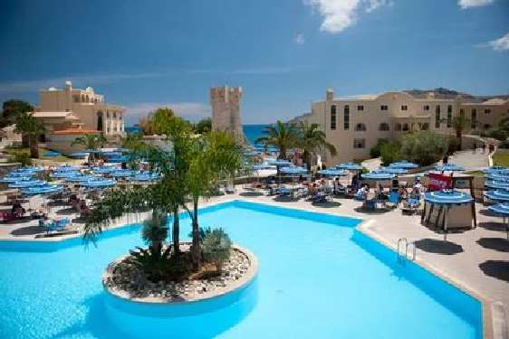 Club Marmara Rhodes Lindos