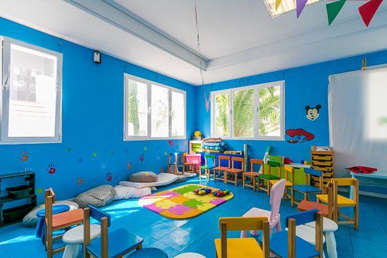 Club Jumbo Palia Puerto Del Sol : Espaces enfants