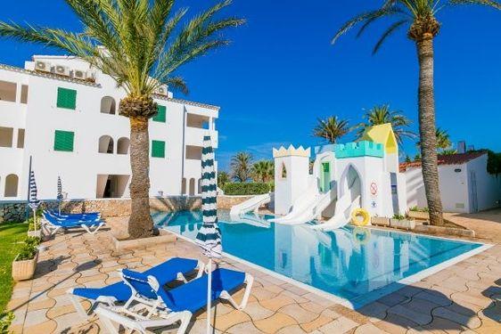 Club Jumbo Vacances Menorca Resort : Espaces enfants