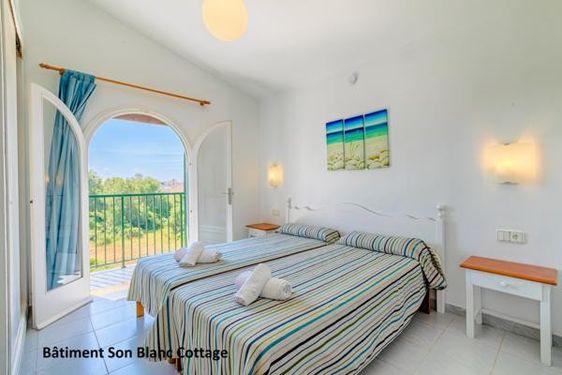 Club Jumbo Vacances Menorca Resort : Chambres