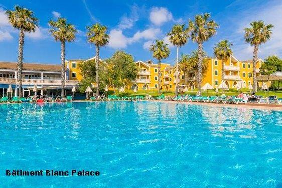 Club Jumbo Vacances Menorca Resort : Piscine