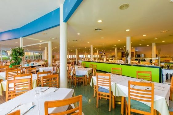 Club Jumbo Vacances Menorca Resort : Restauration