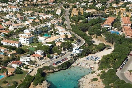 Club Jumbo Vacances Menorca Resort : Vue générale