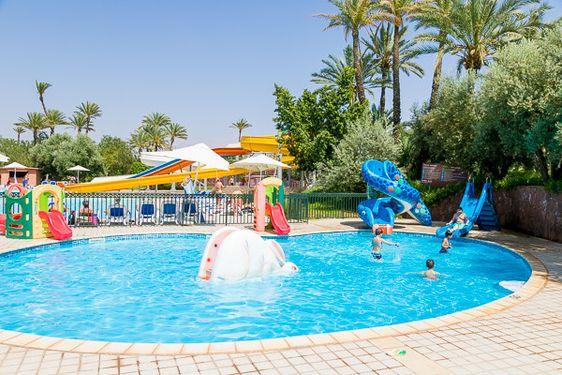 Jumbo Atlas Targa Aqua Parc Resort - Pataugeoire enfants