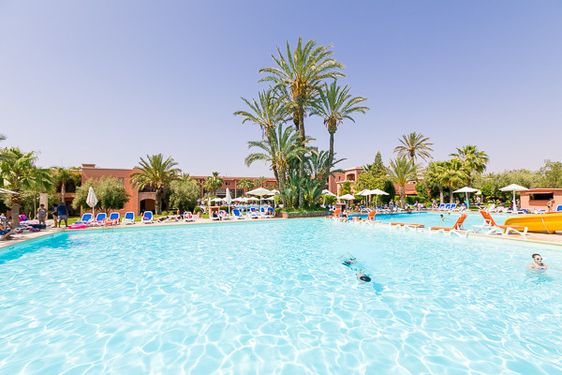 Jumbo Atlas Targa Aqua Parc Resort - Piscine 2