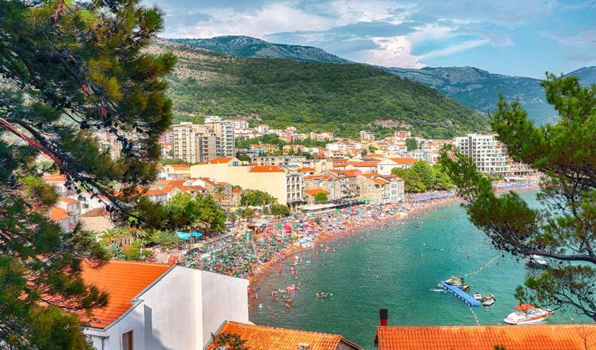 Club vacanecs à Petrovac