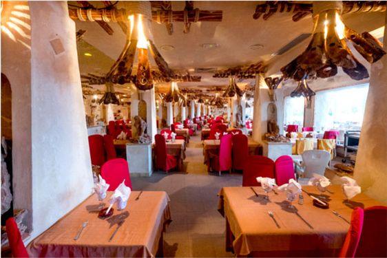 Jumbo Baya Beach Aqua Park - Restaurant