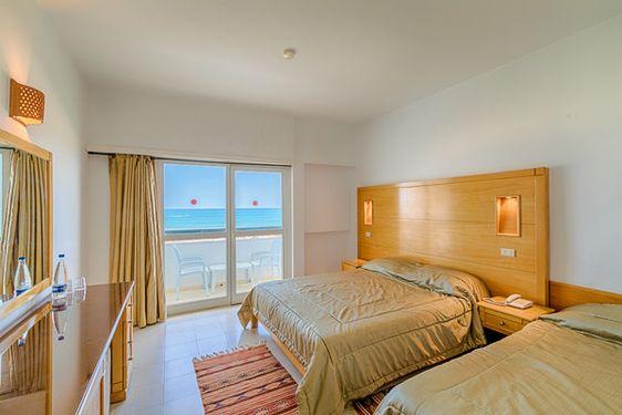 Jumbo Hammamet Beach - Chambre