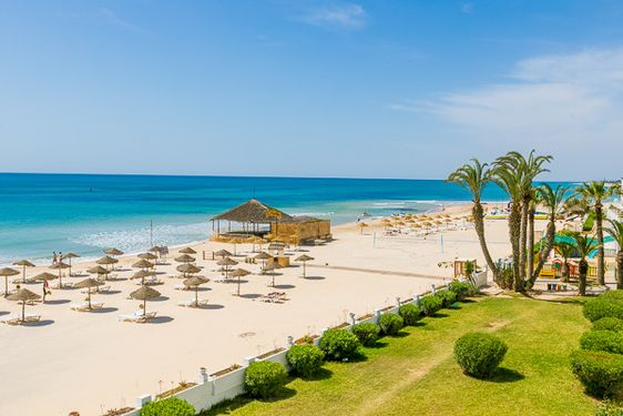 Jumbo Hammamet Beach - Plage