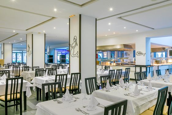 Jumbo Hammamet Beach - Restaurant