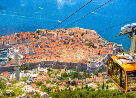 Votre voyage all inclusive à Dubrovnik, la Perle de l'Adriatique