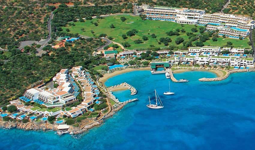 Le golf en Crète avec Héliades : le Porto Elounda