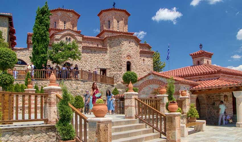 Héliades : la Grèce Byzantine