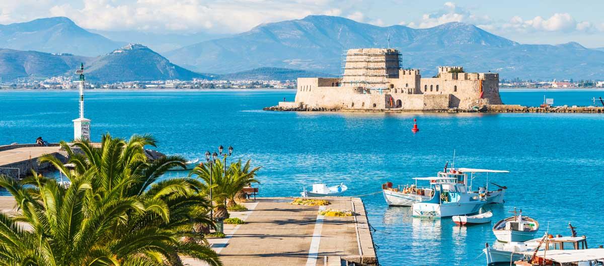Héliades en Grèce : excursions et séjours