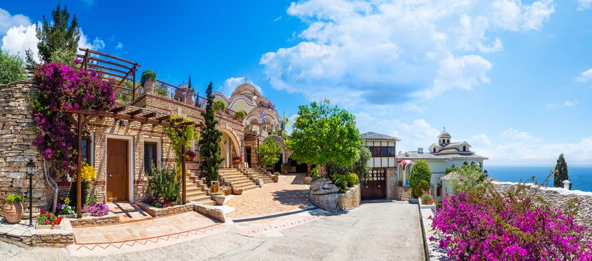 Périple Héliades en Grèce