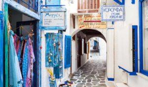 Périple dans les îles grecques avec Héliades