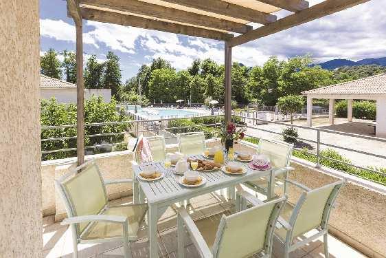 Club vacances Odalys-Vacances - Acqua Linda : balcon
