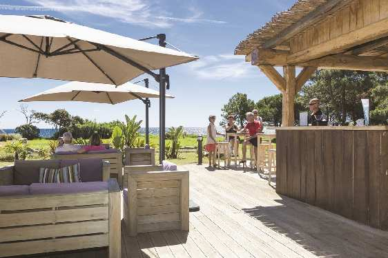 Club vacances Odalys-Vacances - Acqua Linda : bar
