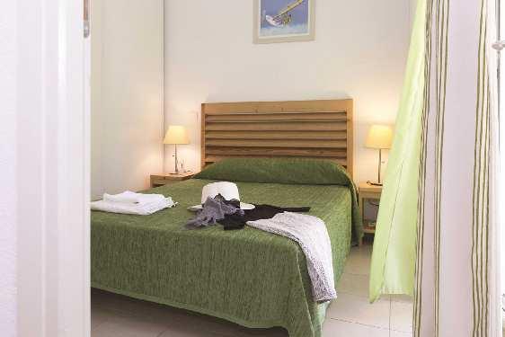 Club vacances Odalys-Vacances - Acqua Linda : chambre