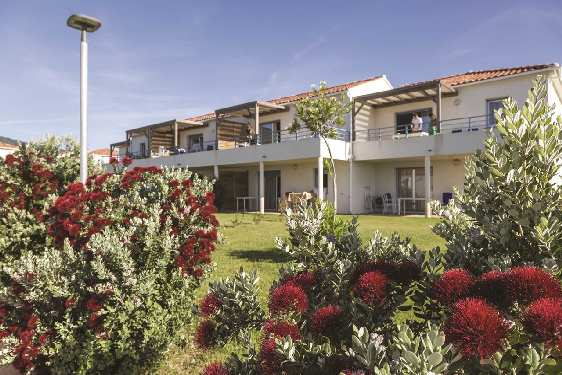 Club vacances Odalys-Vacances - Acqua Linda : extérieur