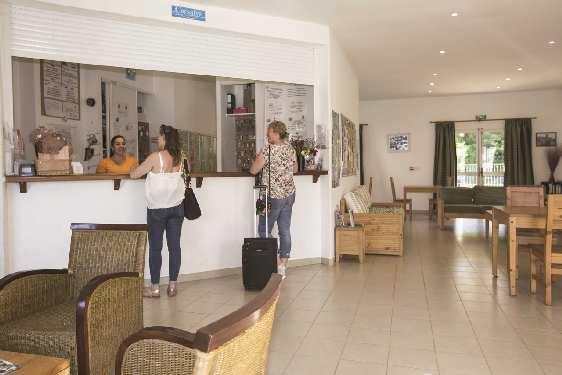 Club vacances Odalys-Vacances - Acqua Linda : lobby