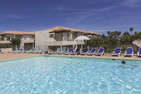 Club vacances Odalys-Vacances - Acqua Linda : piscine
