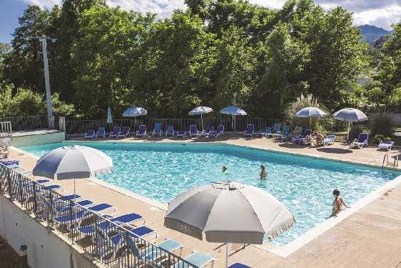 Club vacances Odalys-Vacances - Acqua Linda : piscine