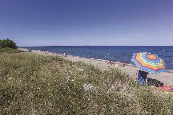 Club vacances Odalys-Vacances - Acqua Linda : plage