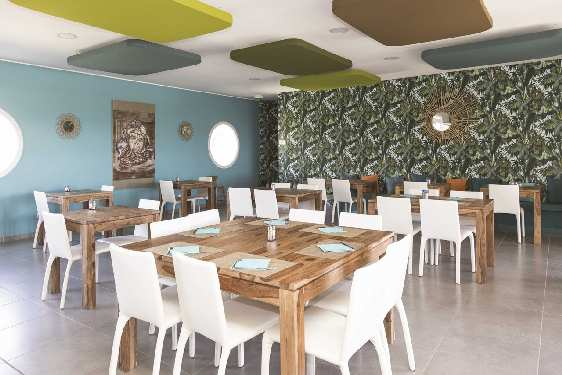 Club vacances Odalys-Vacances - Acqua Linda : restaurant
