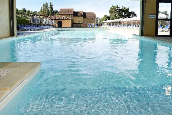 Résidence club Odalys Coteaux de Sarlat : Piscine