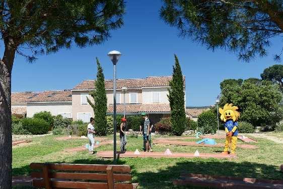 Résidence club Odalys Mas des Vignes : Infrastructures