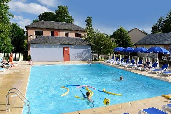 Résidence club Odalys Hameau du Lac : Piscine