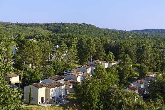 Club vacances Odalys-Vacances - Hauts de Salavas : extérieur