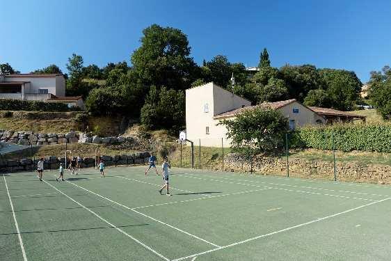 Club vacances Odalys-Vacances - Hauts de Salavas : sport