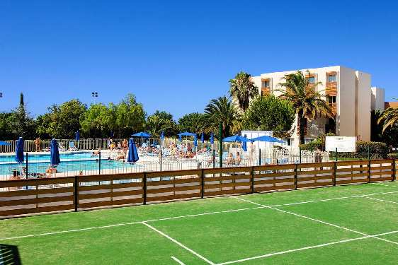 Club vacances Odalys-Vacances - L'Île d'Or : sport