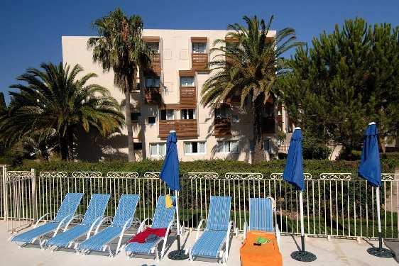 Club vacances Odalys-Vacances - L'Île d'Or : transat