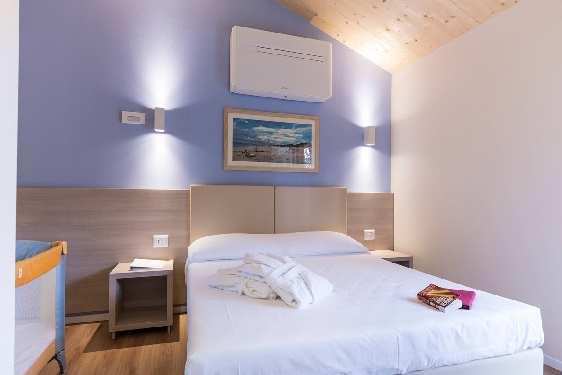 Club vacances Odalys-Vacances - Paradu Resort : chambre