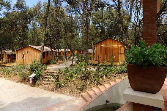 Club vacances Odalys-Vacances - Paradu Resort : extérieur