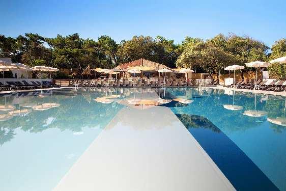 Résidence club Odalys Paradu Resort