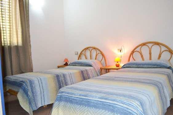 Club vacances Odalys-Vacances - Porto Corallo : chambre