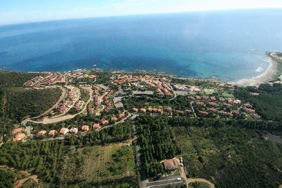 Club vacances Odalys-Vacances - Porto Corallo : extérieur