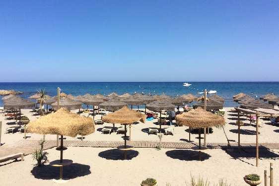 Club vacances Odalys-Vacances - Porto Corallo : plage