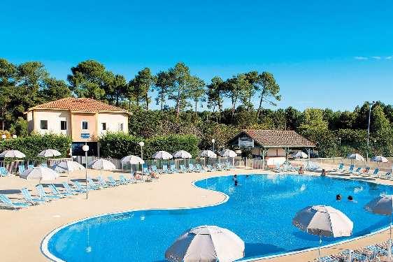 Résidence club Odalys Villas du Lac Soustons