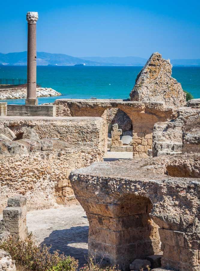 Carthage en Tunisie