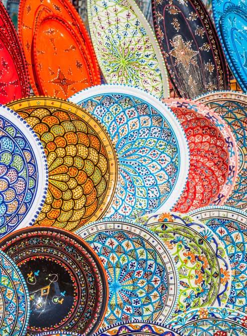 Tunisie Djerba : poterie