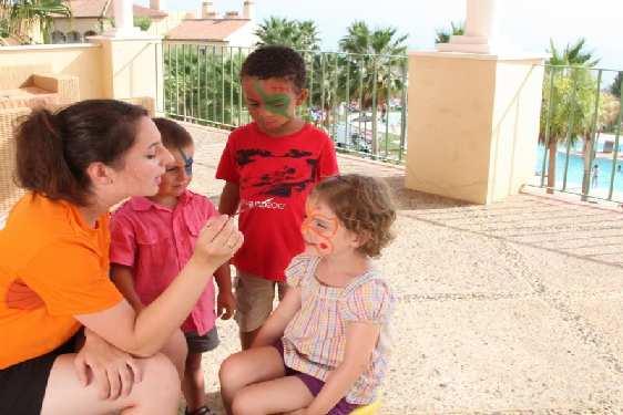 Village Pierre & Vacances Terrazas Costa del Sol : Espaces enfants