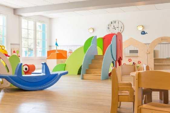 Village Pierre & Vacances Belle Dune : Espaces enfants